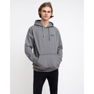 Patagonia M's P-6 Label Uprisal Hoody Gravel Heather S