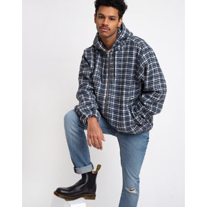 Stüssy Flannel Work Jacket Plaid L