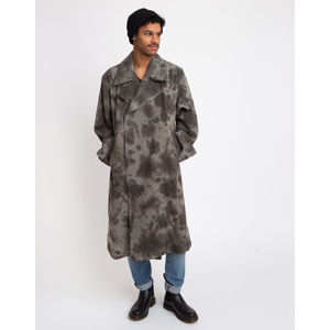 Stüssy Dyed Trench Coat Olive Drab XL