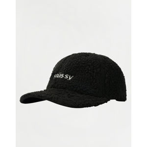 Stüssy Sherpa Fleece Low Pro Cap BLACK