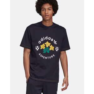 adidas Originals Adv Graphic Tee Black L