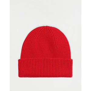Colorful Standard Merino Wool Hat Scarlet Red