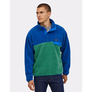 Patagonia M's Synchilla Snap-T Fleece Pullover - EU Fit Eelgrass Green S