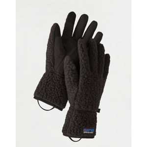 Patagonia Retro Pile Gloves Black S
