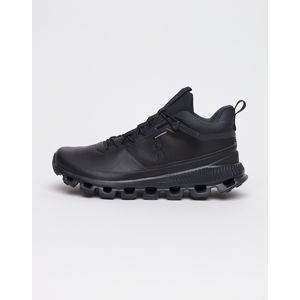 On Running Cloud Hi Waterproof All Black 41