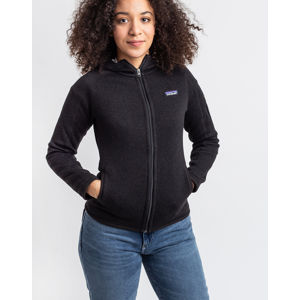 Patagonia W's Better Sweater Hoody Black S