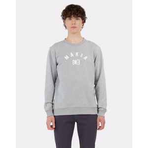 Makia Brand Sweatshirt grey L