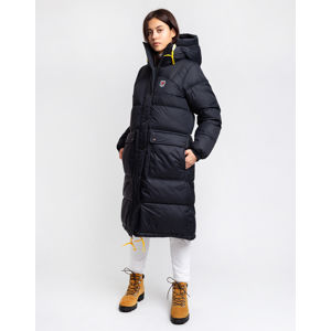 Fjällräven Expedition Long Down Parka W 550 Black XS