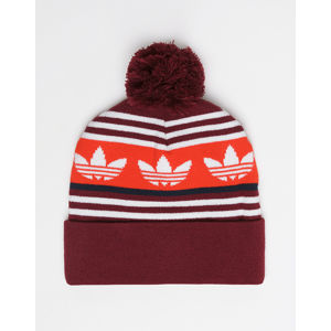 adidas Originals Ac Jacquard Pom CBURGU/RED