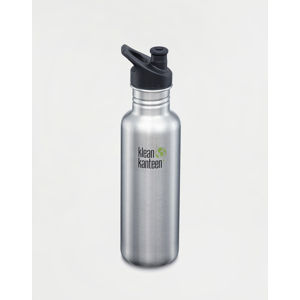 Klean Kanteen Classic 800 ml (w/Sport Cap) Brushed Stainless