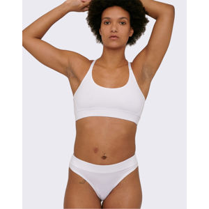 Organic Basics Organic Cotton Basic Bra White S