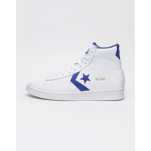 Converse Pro Leather WHITE/RUSH BLUE/WHITE 44