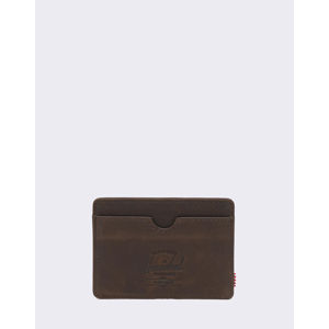Herschel Supply Charlie Leather RFID Nubuck Brown