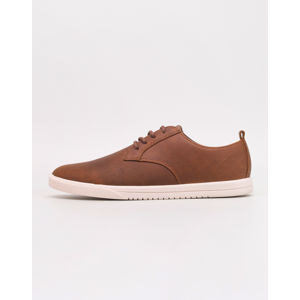Clae Ellington Leather Chestnut Oiled Leather 42