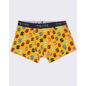 Happy Socks Andy Warhol Dollar Trunk AWDOL87-2000 XL