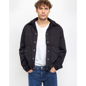 Levi's® Patch Pkt Sherpa Black XL