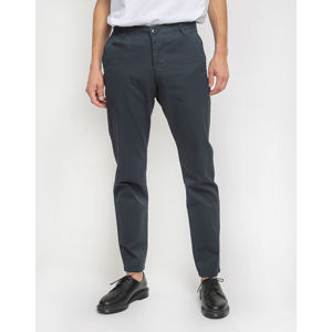 Knowledge Cotton Chuck Twill Chino 1001 Total Eclipse W33/L32