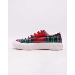 AGE Cut Red Check/Off White 42,5
