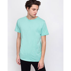 Knowledge Cotton Basic Regular Fit O-Neck Tee 1263 Dusty Jade Green XL