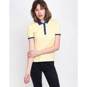 Thinking MU Contrast Irina Polo Yellow L