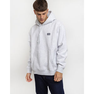 Obey All Eyez II Hood Ash Grey L
