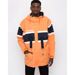 Helly Hansen Salt Heritage Jacket 205 Orange Peel L