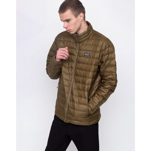 Patagonia Down Sweater Cargo Green L