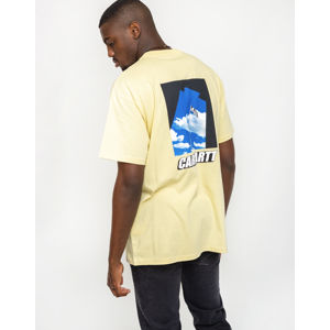 Carhartt WIP Post T-Shirt Pale Yellow M