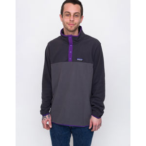 Patagonia Micro D Snap-T Pullover Forge Grey M