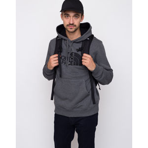 The North Face Drew Peak Tnf Medium Grey Hearth / Tnf Black XL