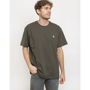 Carhartt WIP Chase T-Shirt Cypress/Gold L
