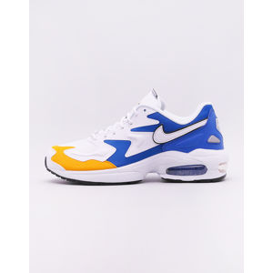 Nike Air Max2 Light Premium White/White-University Gold-Game Royal 44