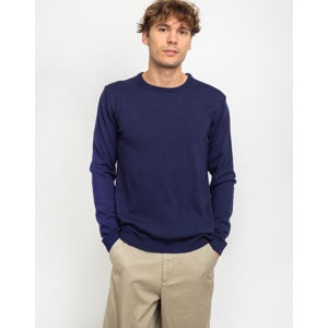 By Garment Makers The Merino Knit 3090 Navy XL