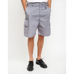 The Ragged Priest Combat Shorts Light Grey 36