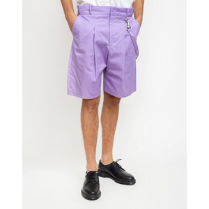 The Ragged Priest Pleat Shorts Lilac 30