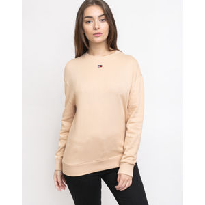 Tommy Hilfiger Cn Track Top LS PFZ Toasted Almond L