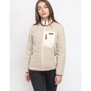 Patagonia Classic Retro-X Jkt Natural w/Oyster White S