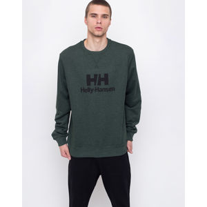 Helly Hansen Crew Sweat Mountain Green Melange S