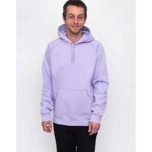 Carhartt WIP Hooded Chase Sweat Soft Lavender/Gold L