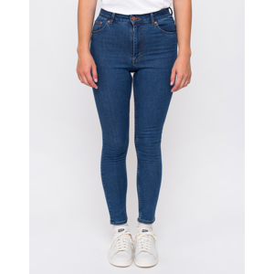 Cheap Monday High Skin Abstract Blue W27/L32