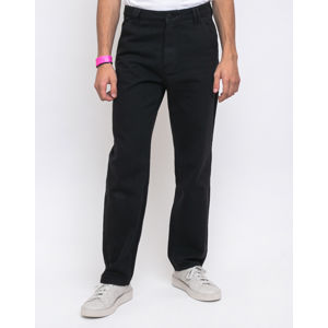 Lazy Oaf Straight Fit Pant Black 30