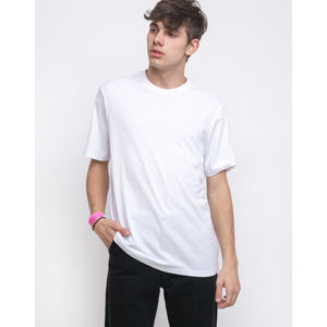 Lazy Oaf Boy T-shirt White XL