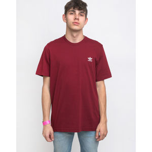 adidas Originals Essential T CBURGU M