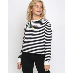 Levi's® Graphic Long Sleeve Tee Stripe Neutral S