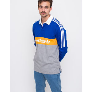 adidas Originals Heritage Color Collegiate Royal / Core Heather / Tactile Yellow L