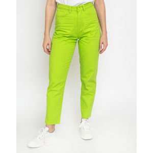 Lazy Oaf Lime Mom Jeans Green 26