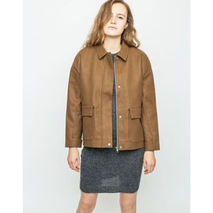 Selfhood Jacket Heavy Khaki S