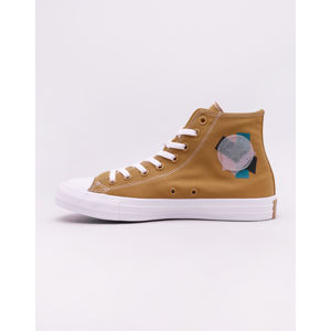 Converse Chuck Taylor All Star Wheat/Turbo Green/White 44