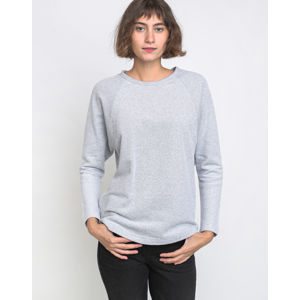 Makia Gale Long Sleeve Light Grey XS