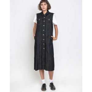 Dr. Denim Trine Denim Dress Blue Stone Washed L